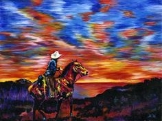 Blind Artist John Bramblitt Relies on Touch and Texture to Create Stunningly Vivid Paintings Blind Artist, Going Blind, Steve Mccurry, Colorful Paintings, Amazing Paintings, Arts And Entertainment, Western Art, Western Cowboy, Oil Paintings