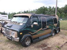 1978 Dodge Ram Van