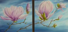 tweeluik magnolia - Google zoeken