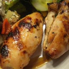 The greatest chicken recipe I have ever tried - the marinade is simply awesome! The brown sugar makes a big difference. Click for recipe