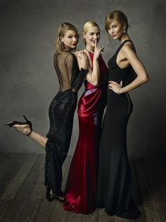 Taylor Swift, Jamie King, & Karlie Kloss at the 2014 Vanity Fair Oscar PartyRe-Pinned by Colleen25g