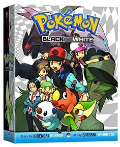 Pokemon Black and White Box Set – The Toy Shop