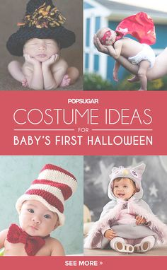 Baby's First Halloween: 26 Cute Costume Ideas