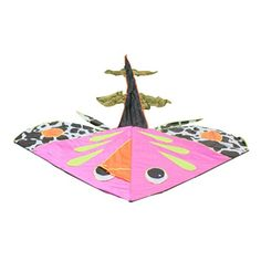 """Best Quadcopters at Sceek.com Modern New Long-tailed Fish Kite Purple 90.55"""" x 51.18"""""""