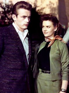 Image result for james dean and natalie wood