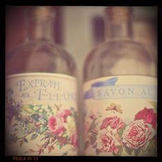Vintage bottles!