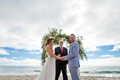 Dreamy Seaside Wedding at Windansea Beach / just added