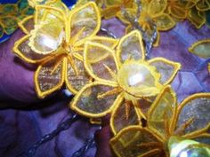 Daffodil Lights ~Embroidery Shoppe