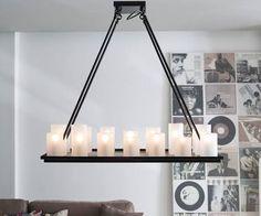 DELIFE Hängeleuchte Felisha 80x78 cm schwarz Metall Milchglas, Hängeleuchten