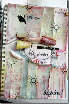 Journal Manu (My life with scrapbooking)