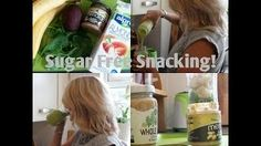 Sugar free snack ideas on Adventures Of A Mum YouTube