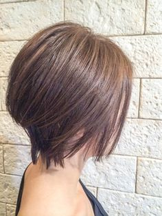 Six trendy short hairstyle - Dazhimen 2015 Hairstyles, Short Hairstyles For Women, Cool Hairstyles, Short Hair Cuts, Short Hair Styles, New Hair Look, Corte Y Color, Layered Hair, Hair Day