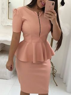 Gorgeous Clothes for african fashion outfits 438 African Wear Dresses, Latest African Fashion Dresses, African Print Fashion, Women's Dresses, Dresses Online, Formal Dresses, Beautiful Casual Dresses, Classy Dress, Pretty Dresses