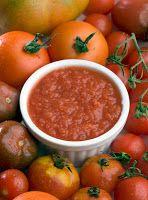 Salsas ligeras y dietéticas