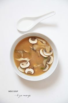 Miso soup- a yummy and simple recipe.