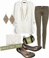 casual outfits - Yahoo Image Search Results