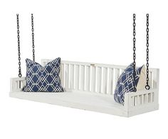 Magnolia Home by Joanna Gaines Farmhouse Ferguson Porch Swing
