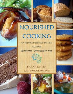 eCookbook - Nourished Cooking!