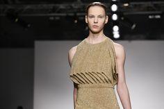 Amaya Arzuaga Ready To Wear Fall Winter 2014 Paris - NOWFASHION