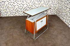 Bar / Comptoir En Formica Design Vintage Rétro 1960 - Designvintage Avenue