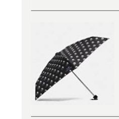 Coach umbrella price firm unless bundled Get ready for fall with this awesome coach umbrella. New with tags. Ship the same or next day. Bundle for 10% discount. Coach Accessories Umbrellas