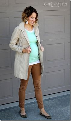 Great pants for fall but I wish flats were more practical during the rainy season, any suggestions other than boots?