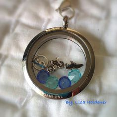 For the Tri-Athlete in your life!!  Create your own story, earn FREE product...contact me today.  http://locketinmemories.origamiowl.com