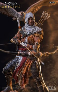 Iron Studios - Assassin's Creed: Origins - Bayek 1/10 Scale Figure - Pre-Order