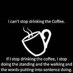 I can't drinking the coffee!  Come to Bagels and Bites Cafe in Brighton, MI for all of your bagel and coffee needs! Feel free to call (810) 220-2333 or visit our website www.bagelsandbites.com for more information!