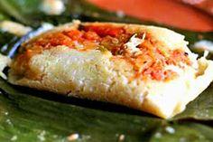 Guatemalan Christmas Tamale Recipe from Mayan Families