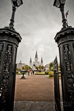Jackson Square French Quarter | Exotic New Orleans http://www.augustuscollection.com/exotic-new-orleans/
