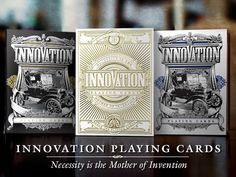 Innovation Playing Cards by Jody Eklund's video poster