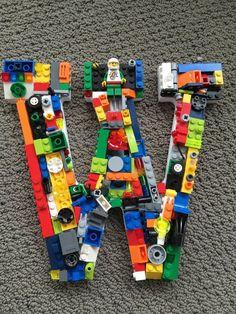 lego brick letter w - Google Search