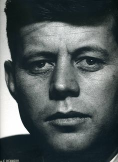 JFK... Even though he's gone... I'd love to find a guy with his class. Or his accent. Either one works for me.