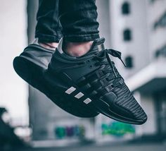 Black beauty! The adidas EQT Support ADV core black is now available at @saveoursole.de #sneakersmag #saveoursole #adidas #eqt #eqtsupport #eqtsupportadv #adidasgallery #adidaseqt #sadp #kotd #walklikeus #igsneakercommunity #sneaker #sneakers #eqtgame