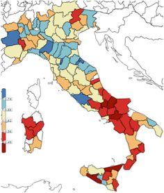 Quando metti dei dati su una mappa l'Italia appare più chiara   Public sector…