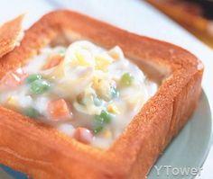 台南棺材板食譜 - 中式點心料理 - 楊桃美食網 專業食譜