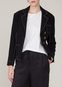 World Of Fashion, Fashion Brand, Rejina Pyo, Ideal Fit, Contemporary Fashion, Piece Of Clothing, Blazers For Women, Fashion Boutique, Knitwear