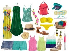 Sweetie Pie Style: Imagination Vacation: Hawaii! {What to Pack}