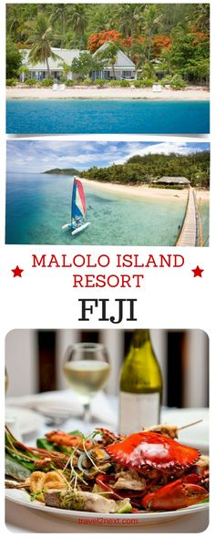 Malolo Island Resort|Fiji Resorts on the Water. There are so many island resorts in Fiji it's sometimes quite difficult to decide which one to choose.