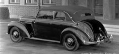 Mercedes Fans - Artikel - Mercedes-Benz Baureihen: Typ 220 - W187 (1951-'54)