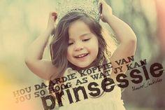 #prinses #afrikaans @glimlagnet