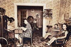 Beauty Shop, Wichita Falls, Texas, 1936