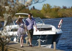 Book a boating break for two and get romantic on the broads!