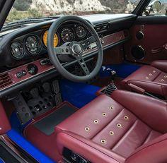 Porsche custom by Singer