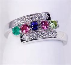 mothers birthstone rings - Yahoo Image Search Results