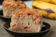 Chef Carla Serrano: Torta de Banana - sem glúten