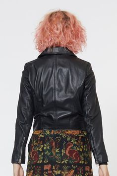 Season aw19 By Main Website From $258.00 In Best Sellers - New Arrivals - Womens Best Sellers, Bali, Leather Jacket, Website, Wood, Jackets, Fashion, Studded Leather Jacket, Down Jackets