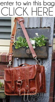 Love this bag?  Wanna own it?  Click here to enter the giveaway for a Copper River Bag!  Hurry!  Giveaway ends at midnight on April 8, 2013.