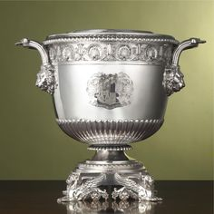 A George III Silver Wine Cooler, Paul Storr, London, 1808 SOLD. 97,000